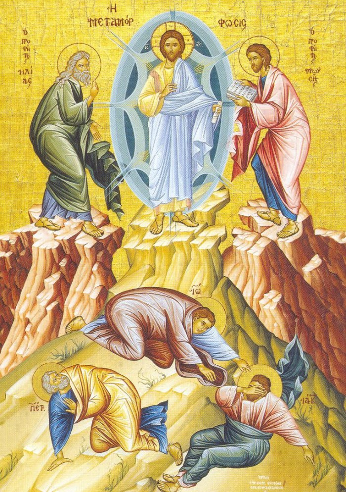 The Transfiguration of Jesus, Prayer and the Work of the ...