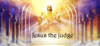 Jesus Christ Savior And Judge Craig Stephans