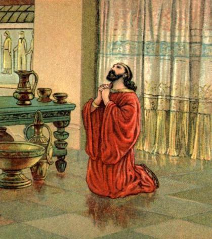 Nehemiah 1 Nehemiah_s prayer